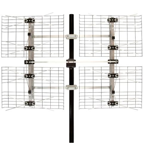 Antennas Direct DB8 Satellite TV Receiver - Newegg com