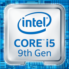 Intel Core i5 9th Gen Badge