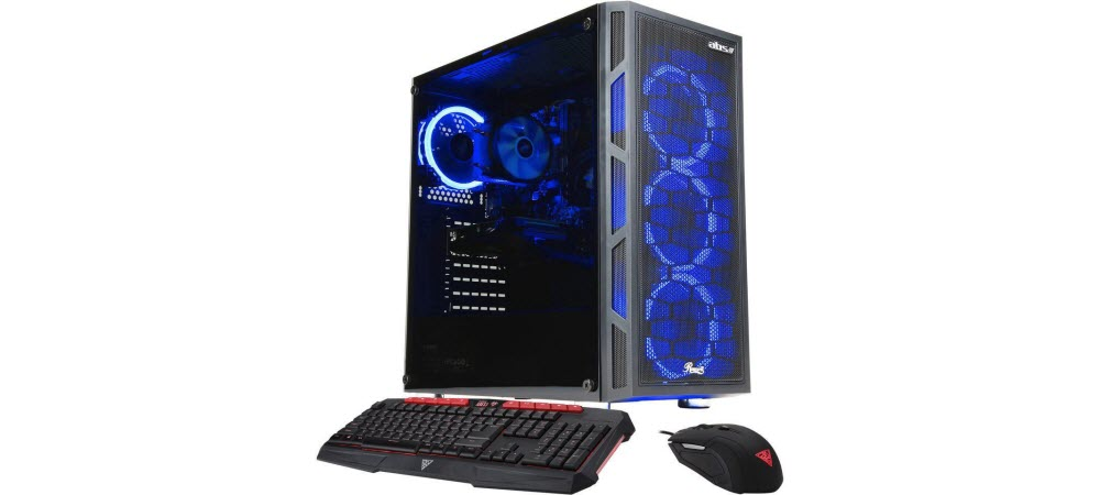 ABS ALA106 Desktop PC with Keyboard and Mouse