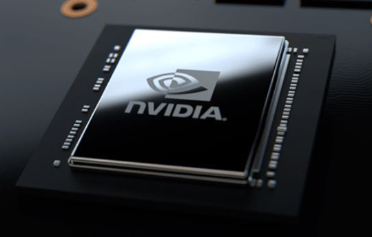 Chipset for GeForce RTX 2080 Super GPU