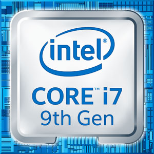 9th Intel Core i7 logo