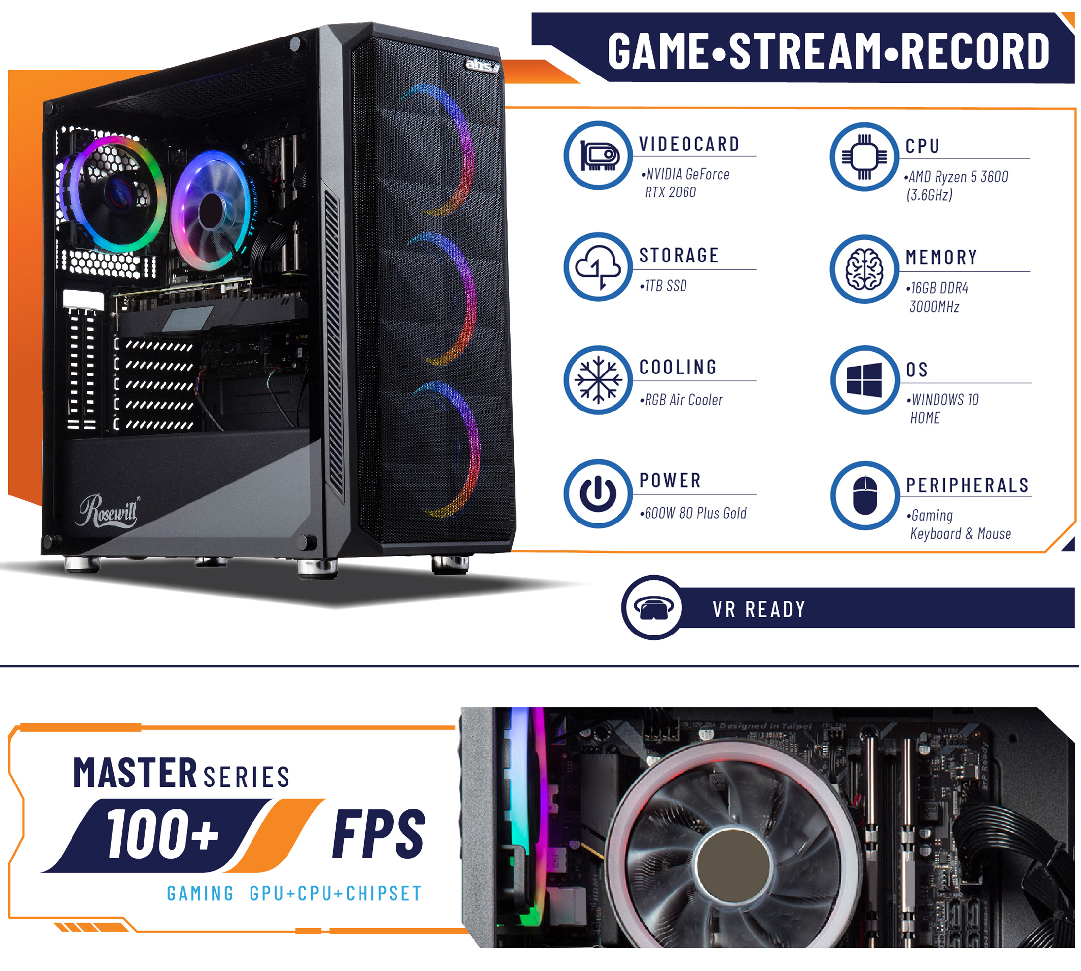 ABS Master Gaming PC