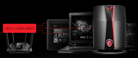MSI All-in-one PC