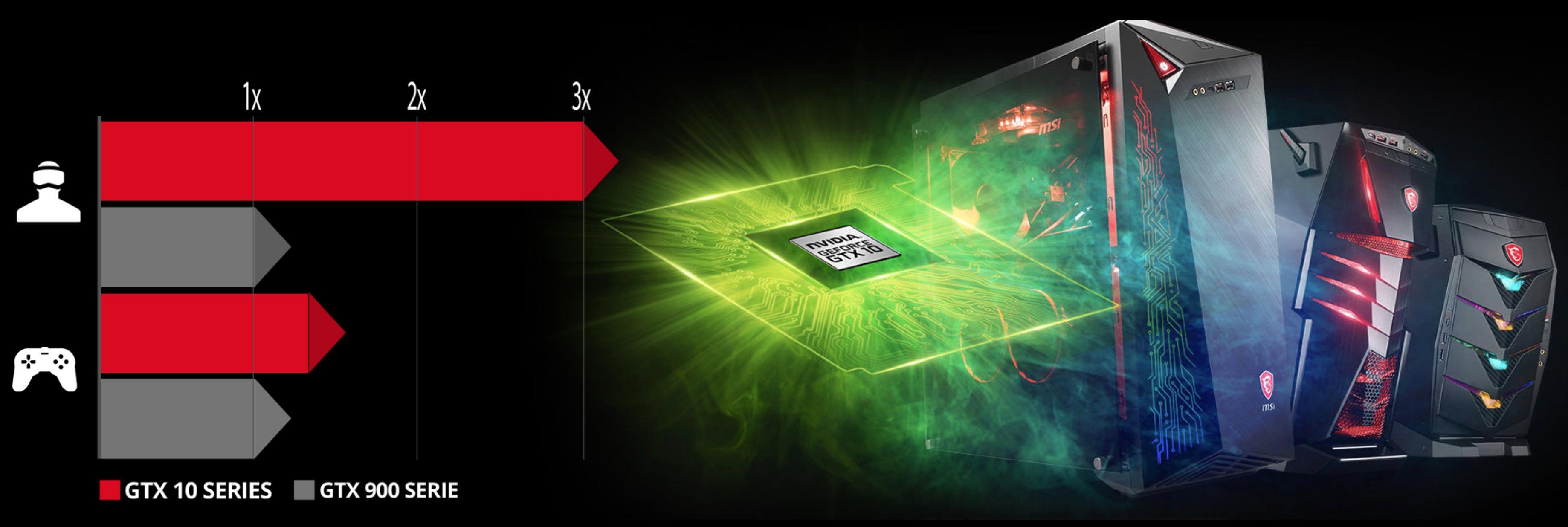 MSI Aegis 3 Gaming Desktop PC
