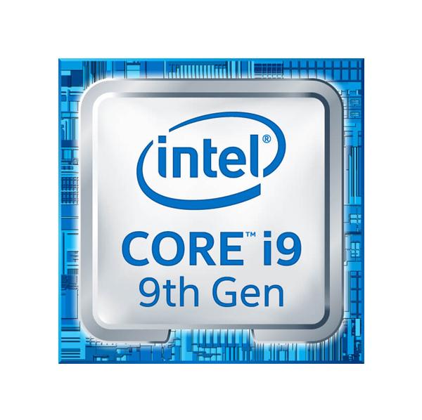 Intel Core i9 9th Gen Badge