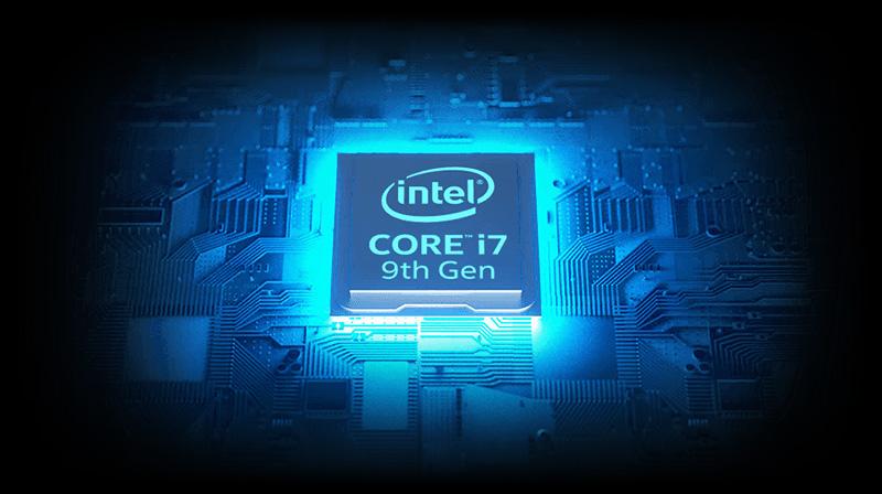 Intel core i9 graphic icon
