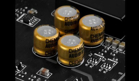 Chemi-Con Audio Capacitors for A Warmer Sound