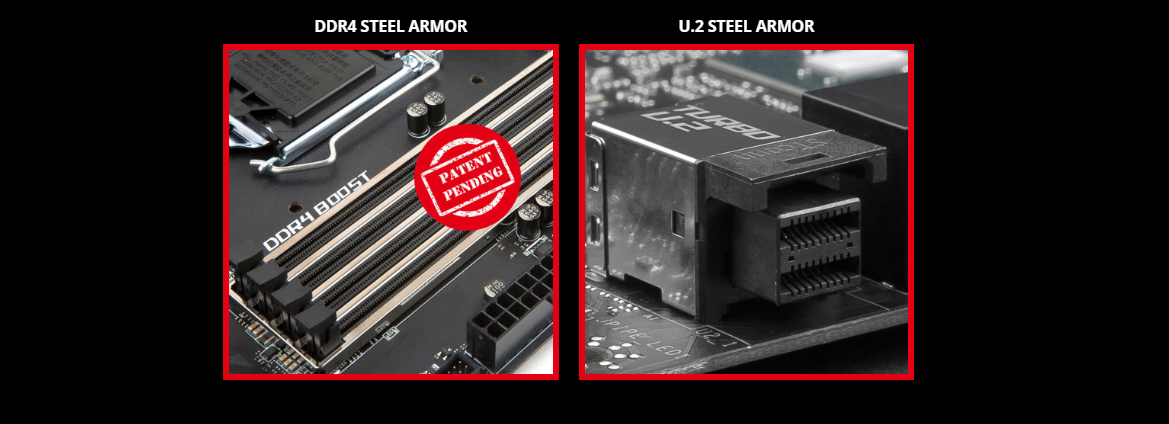 Shield Your SSD Memory with Steel Armor