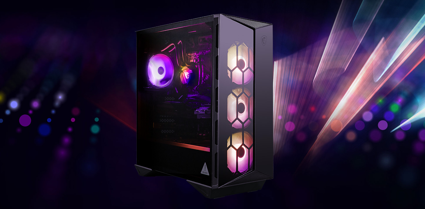 Customize your RGB lighting.