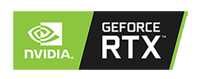 Logo - NVIDIA GeForce RTX