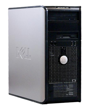 Refurbished: DELL Desktop PC OptiPlex 760 Core 2 Duo 3 0 GHz 4 GB 750 GB  HDD Windows 10 Pro 64-Bit - Newegg com
