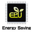 Save energy with ASUS exclusive EPU technology