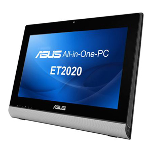 ASUS 19.5-inch Non-Touch Screen All-in-One PC (ET2020IUKI-02) Feature