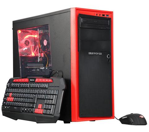 iBUYPOWER NE640FX Desktop Computer