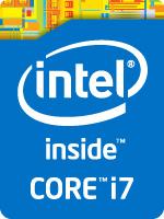Intel Core i7 Badge