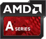 AMD A-Series APU badge