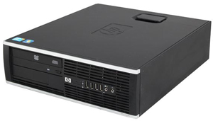 Hp Desktop Pc 8000 Elite Elite 8000 Core 2 Duo E8400 3 00 Ghz 4 Gb