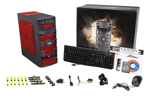 CybertronPC desktop PC