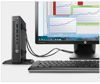 HP EliteDesk 800 Desktop Mini