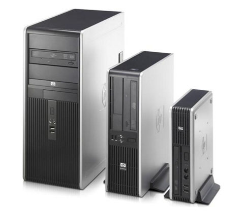 Refurbished HP DC7800