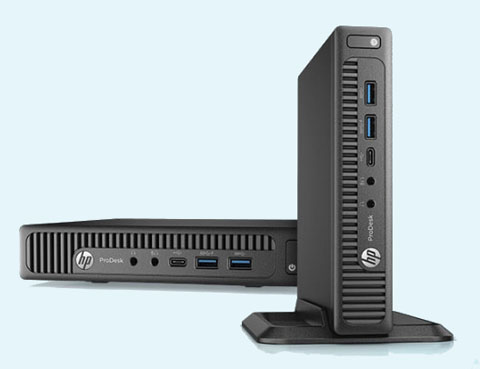 HP Desktop PC ProDesk 600 G1