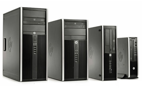 HP Compaq 8200 Elite Business Desktop PC