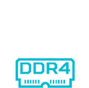 Icon for DDR4 memory