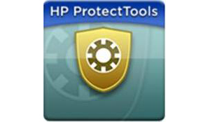 Logo of HP ProtectTools