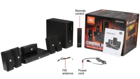 jbl cinema bd 300 pdf