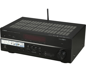 YAMAHA 7-Channel Receiver - RX-V579