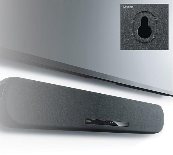 Refurbished: Yamaha Refurbished ATS-1080 Sound Bar with Built-in Subwoofers  - Newegg com