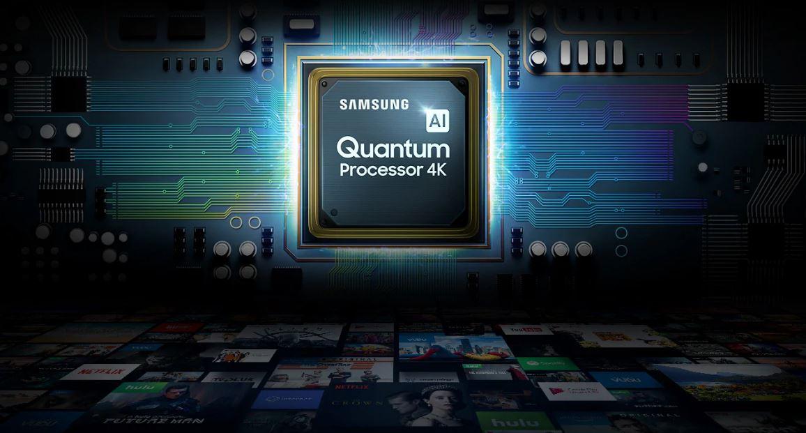 Samsung QLED Q70R 75