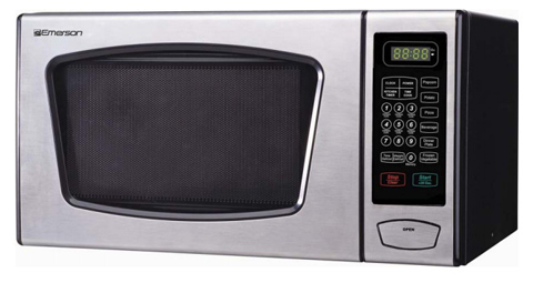 Emerson MW8991SB 900 Watt Touch-Control Microwave Oven