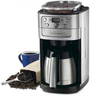 Cuisinart Coffee Maker Overheating : Cuisinart DGB-900BC Grind & Brew Thermal 12-Cup Automatic Coffeemaker - Newegg.ca