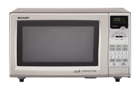 sharp carousel grill 2 convection microwave manual