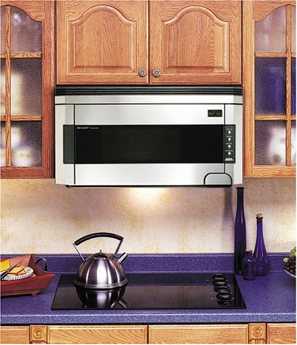 The Sharp R 1514 Is Part Of Microwave Oven Test Program At Consumer Reports In Our Lab Tests Over Range Models Like Are