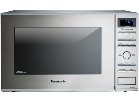 Panasonic Nn Sd681s 1 2 Cu Ft 1200w Countertop Built In