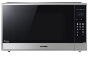 Panasonic Nn Sd945s Countertop Built In Microwave With