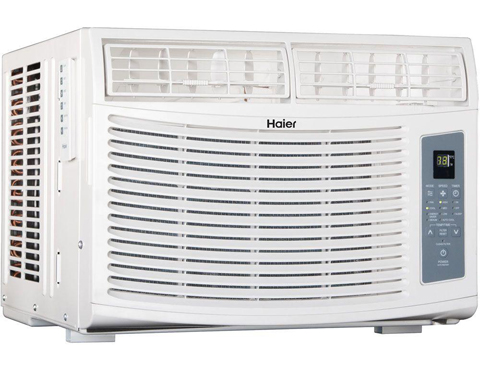Haier Window-Mounted Air Conditioner _ HWE12XCR