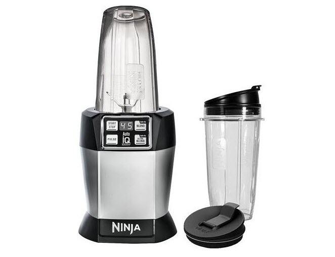 Nutri Ninja Auto IQ BL480D
