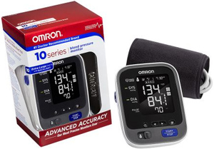 manual vs automatic blood pressure monitor accuracy