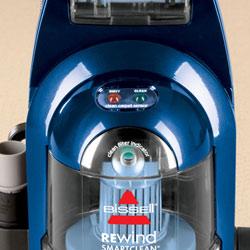 Bissell 58f83 Rewind Smartclean Upright Vacuum Cleaner