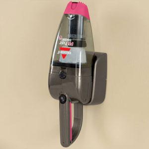 Bissell 94v5 Pet Hair Eraser Cordless Handheld Vacuum Gray