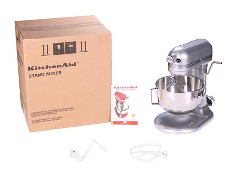 Kitchenaid Kv25goxmc Professional 450 Watt 5 Plus Series