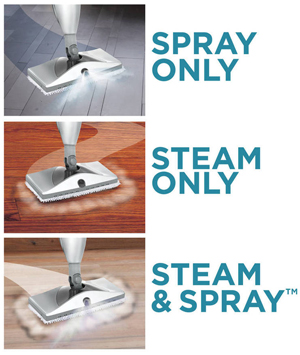 Shark Steam And Spray Professional Energized Steam