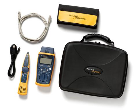 Fluke Networks Ciq Kit Cableiq Network Cable Tester Kit