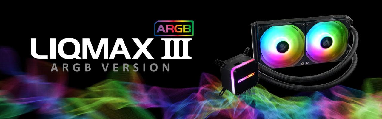 Enermax LIQMAX III ARGB ELC-LMT240-ARGB