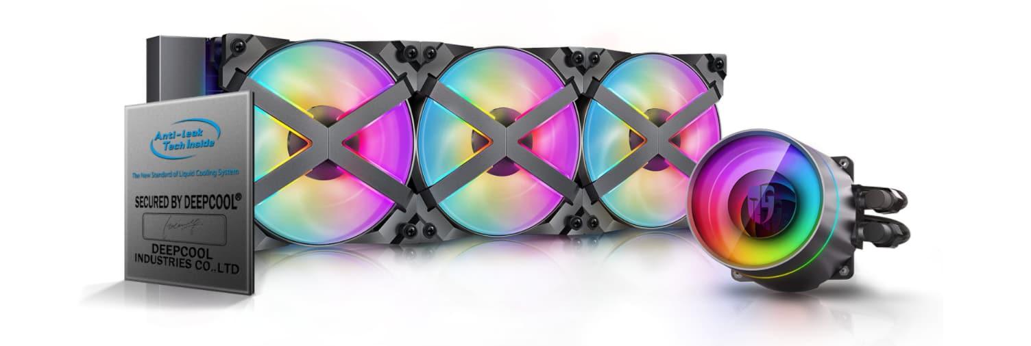 DeepCool CASTLE 360EX RGB nepal, deepcool 360ex nepal, deepcool aio cooler, deepcool liquid cooling, AIO cooler nepal, CPU cooler price in nepal