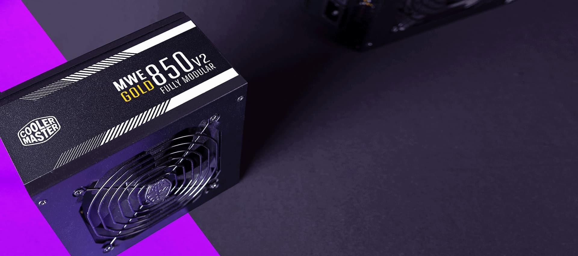 MWE GOLD 850 V2 FULL MODULAR
