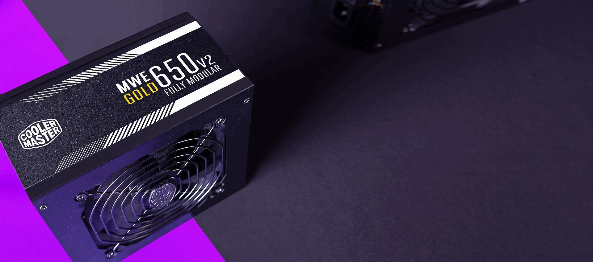 MWE GOLD 650 V2 FULL MODULAR